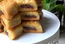 pâtisserie: MAKROUTS au Four