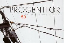 Progenitor / ACC's Art and Literary Journal / by Arapahoe Community College