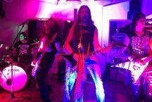 Mit 'RUSTINAL' on Tour / Impressionen der zahlreichen Auftritte 2014  RUSTINAL Heavy Rock München