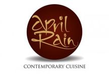 April Rain Restaurant Pune India / April Rain is a Multi-Cuisine Restaurant serving European, Continental, Asian and a wide range of Indian delicacies.  *Attractively priced menu, crafted by none other than Master Chef Milind Sovani *Elaborate bar with innovative variety of mocktails & cocktails. *Beautiful ambiance perfect for romantic dinners as well as corporate parties *Free Home Delivery in Aundh