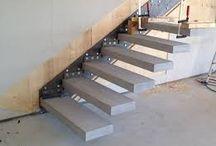 Schody montaż-szczegóły