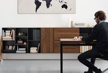 Home Office by BoConcept / The perfect furniture for working and studying. Create the perfect work station in your home