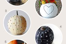 Fall/winter crafts! / by Muniza Sulahry
