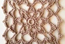 lace block