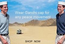 Gandhi turban