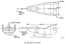 Northrop M2-F3