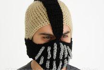 Crochet for the guys / by Amanda Tissue