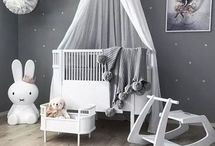 decoracion cuarto bb niño