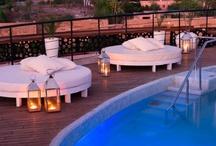 Les Terraces au Maroc