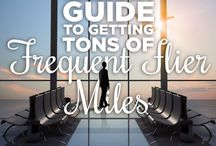 Travel Hacking / How to save money on your travel. Credit card points, miles, ways to save, hacks, tips for making travel smoothly, and how to travel on a budget
