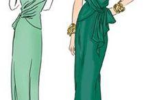 Mums dress