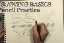 Harjoituksia piirtämiseen