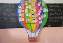 Accoglienza in prima / Idee per cartelloni di Benvenuto ai bambini di prima ( ma anche per gli anni seguenti)