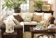 House - Living Room / Ideas for the living room / by {living outside the stacks}