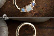 Piercings / by Elizabeth Wentz Elijah Bender-Webb