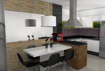 Projetos / Projetos residenciais por Ana Cristina Designer de Interiores.
