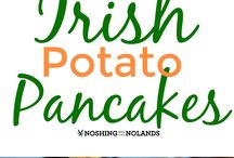 Potato cakes irish
