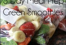 Recipes - Smoothie