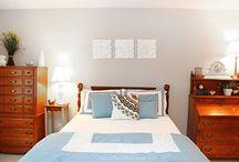 Master bedroom / Bedroom junk