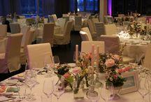 Hochzeiten im SeeHotel / Hochzeiten, Dekoration, Tische