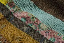 Indiske tepper og tekstiler