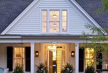 Home Plans / by Jennifer Snipes