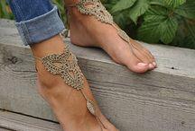 Feet tattoo