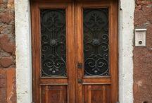 I love doors / Doors around the world