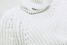 Knit (RibbedSweater)
