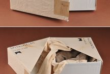 Mourne Textiles - Beautiful Boxes / Beautiful ways to package a product