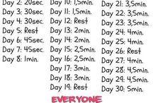 30days challenges