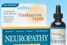 Neuropathy pain solutions