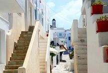 Paros, Cyclades, Greece / From Paros with love