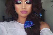 Алина makeup
