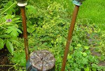 keramikk til hagen