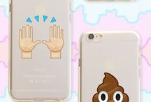 Cases for IPhone and IPod / Sola fundas de IPod y IPhone