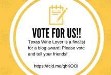 Contests / Blogging Contests that Texas Wine Lover could win!