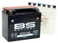 Μπαταρίες Μοτοσυκλέτας BS Battery Κλειστού Τύπου