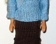 Doll-Barbie  / by Mary Ann Nash