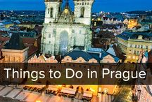 Prague / Exploring Prague attractions, food, and fun!