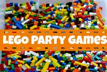 Party Theme - Lego