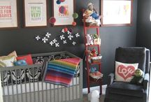 nursery decor. / by Hollie Ballard