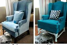 DIY Decor Project ideas / by Andrea Seguin