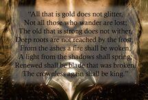 J.R R.Tolkien