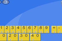Groep 3/4 digibord rekenen. / Digibordtools rekenen voor groep 3 en 4.