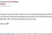 Blogging / #blogging