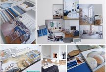 Collages / Interieur Collages; Sfeercollages