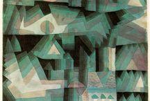 Paul Klee / by Shannon Finnell