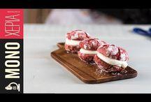 Μπισκότα red velvet