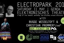 ELECTROPARK 2013 | Electronic Music Festival | GENOVA